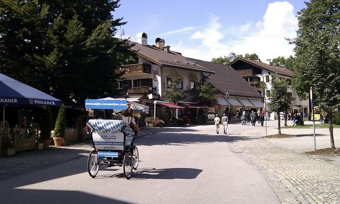 Обераммергау- маленькая деревушка с большой историей. 68212