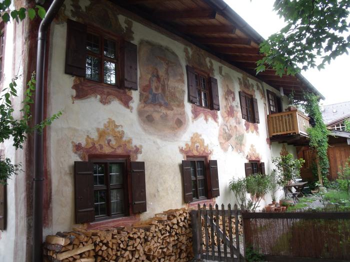 Обераммергау- маленькая деревушка с большой историей. 33058