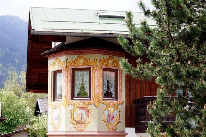 Обераммергау- маленькая деревушка с большой историей. 43011