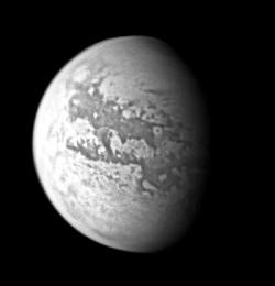 Титан, спутник Сатурна (250x260, 8Kb)