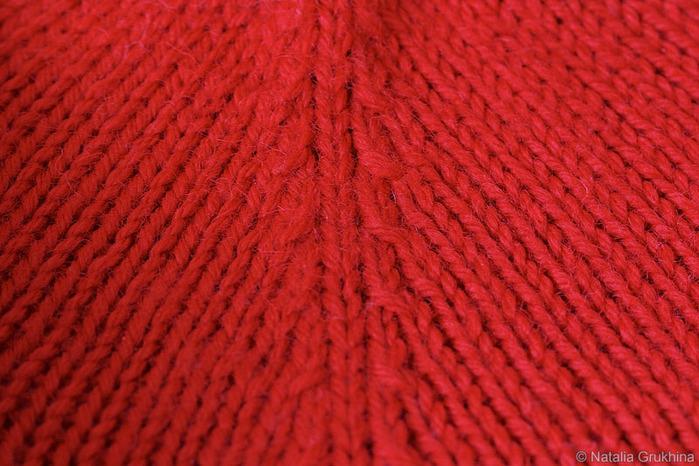 Исландский свитер связать легко!