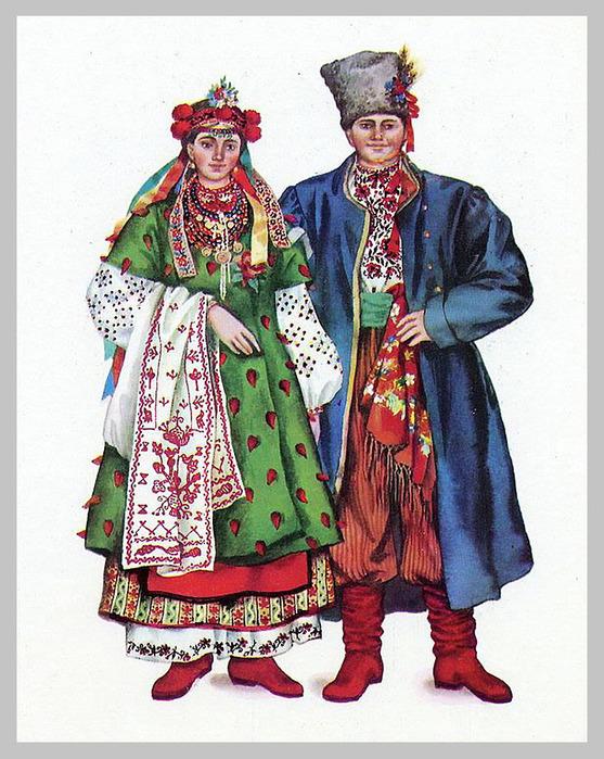 Киевщина пивденна-свадебные (557x700, 175Kb)