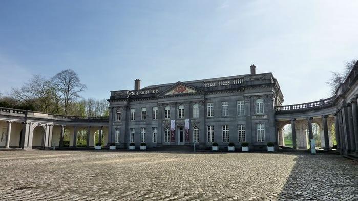 Сенефский дворец (Chateau de Seneffe) 32044