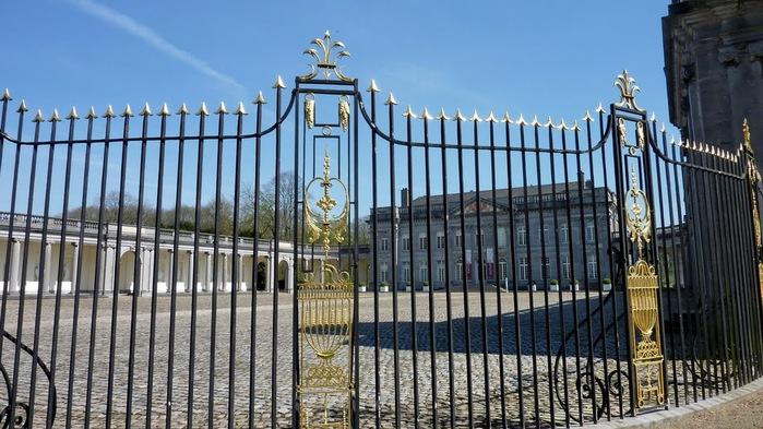 Сенефский дворец (Chateau de Seneffe) 40105