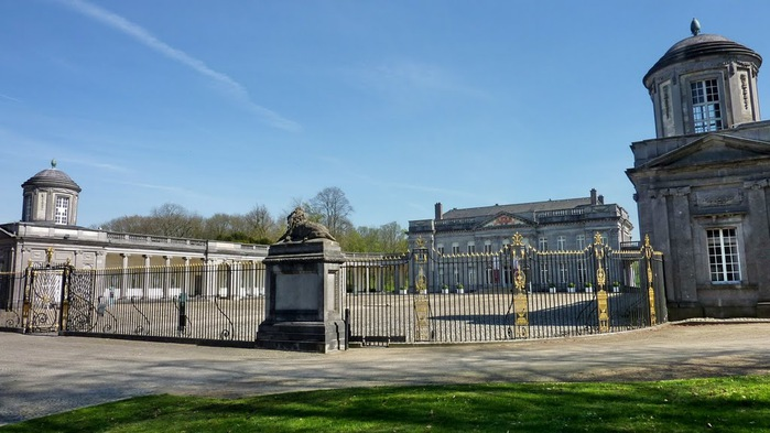 Сенефский дворец (Chateau de Seneffe) 90898