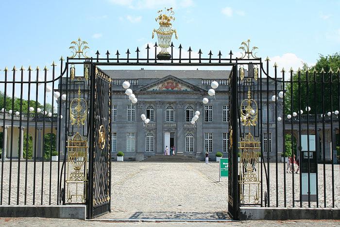 Сенефский дворец (Chateau de Seneffe) 69147