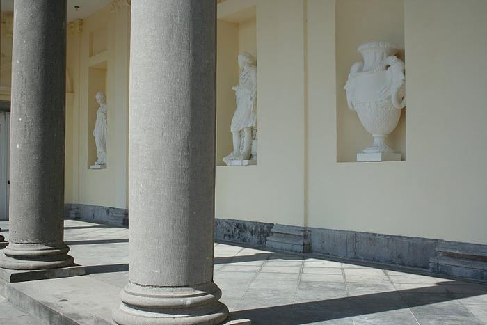 Сенефский дворец (Chateau de Seneffe) 44393