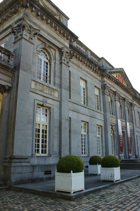 Сенефский дворец (Chateau de Seneffe) 79401