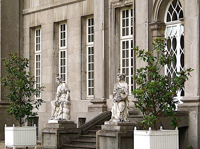 Сенефский дворец (Chateau de Seneffe) 76364