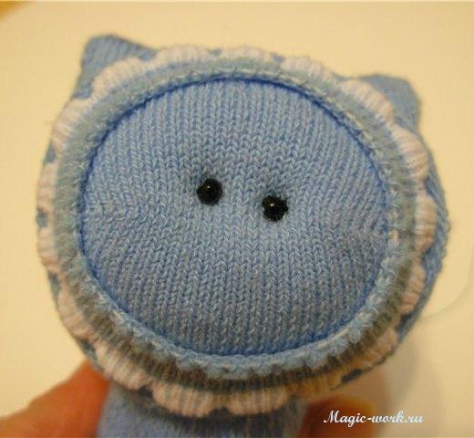 针织娃娃   (大师班) - maomao - 我随心动