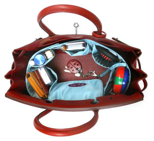 Новогодние разделители.  Органайзер для сумки.  Часть 1 - Часть 2...