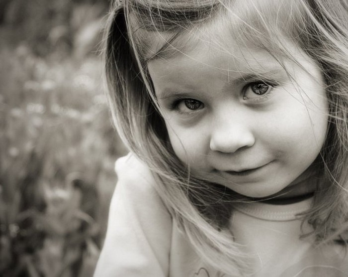 Фотографии детей от  Анны Вихастой