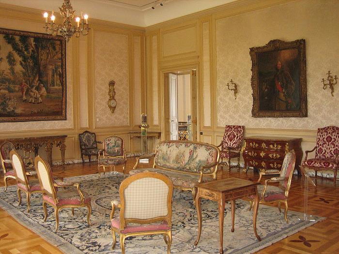Сенефский дворец (Chateau de Seneffe) 88465