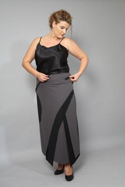 Оджи длинные юбки в пол