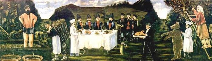 Niko-Pirosmani-Кутеж-во-время-сбора-винограда.-1906-Клеенка-масло.-ГМИ-Грузии-Тбилиси-2- (700x201, 59Kb)