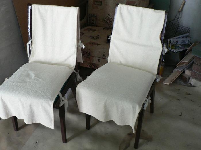 Подлокотники для стульев своими руками