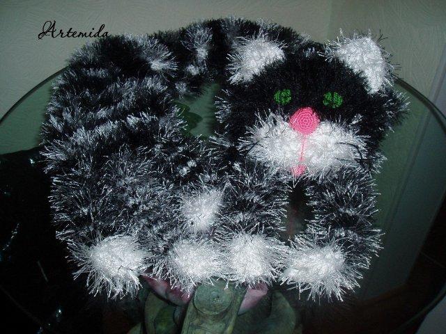 奥尔加丹尼洛娃的猫围脖 - maomao - 我随心动