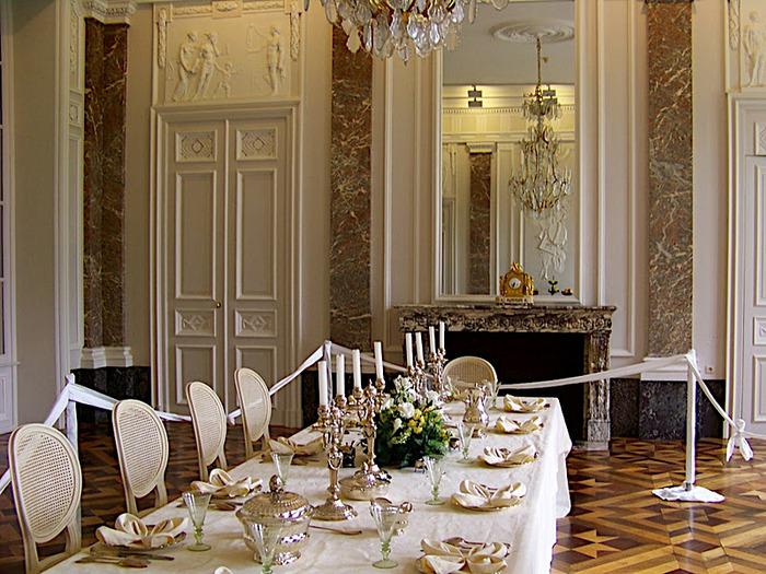 Сенефский дворец (Chateau de Seneffe) 68406