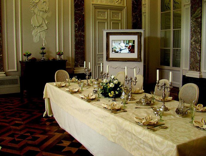 Сенефский дворец (Chateau de Seneffe) 70516