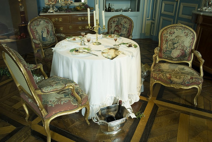 Сенефский дворец (Chateau de Seneffe) 48154