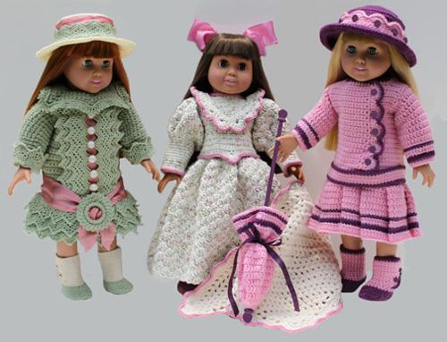 одежда для кукол.