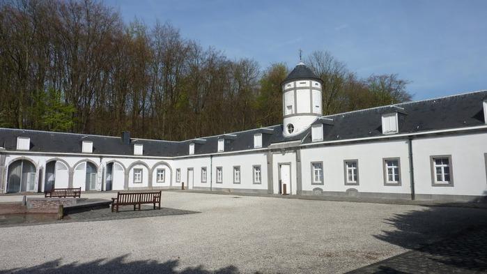 Сенефский дворец (Chateau de Seneffe) 20343