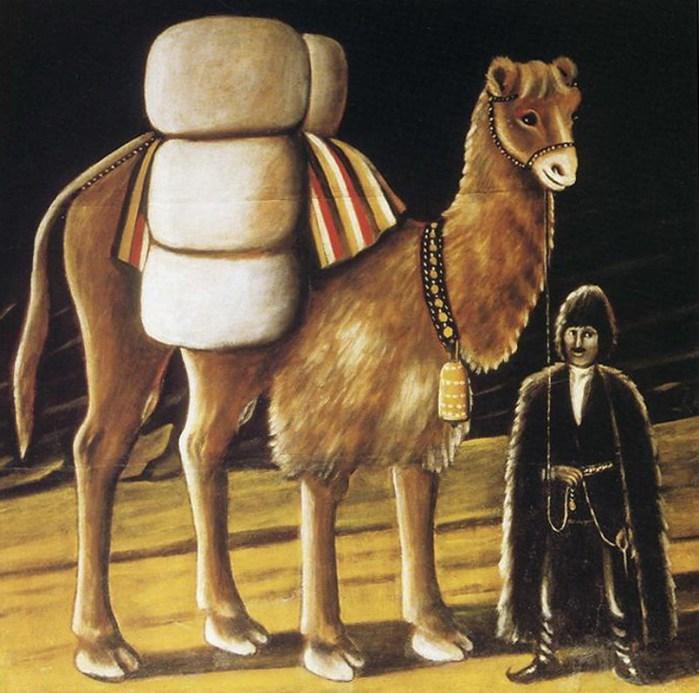 Niko-Pirosmani-Татарин-с-верблюдом.-Картон-масло-100x99-ГМИ-Грузии-Тбилиси- (700x693, 108Kb)