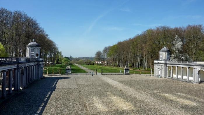 Сенефский дворец (Chateau de Seneffe) 63615