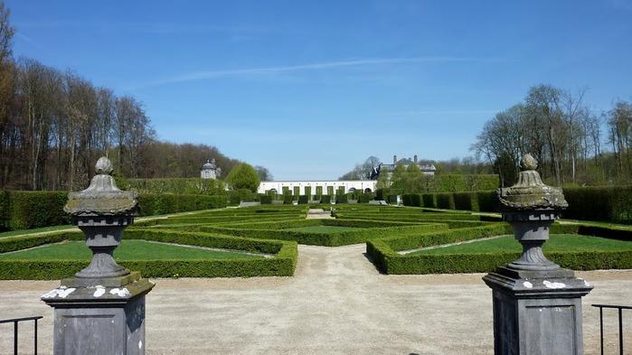 Сенефский дворец (Chateau de Seneffe) 75523