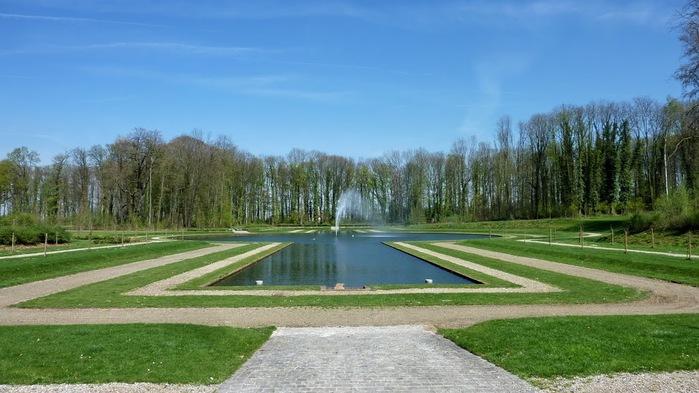 Сенефский дворец (Chateau de Seneffe) 34063