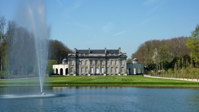 Сенефский дворец (Chateau de Seneffe) 90046