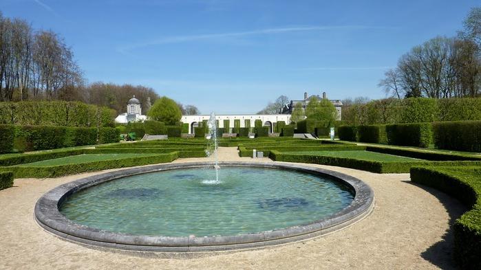 Сенефский дворец (Chateau de Seneffe) 37685