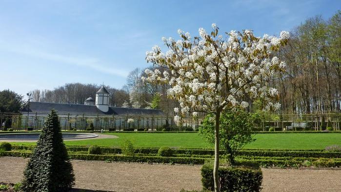 Сенефский дворец (Chateau de Seneffe) 70599
