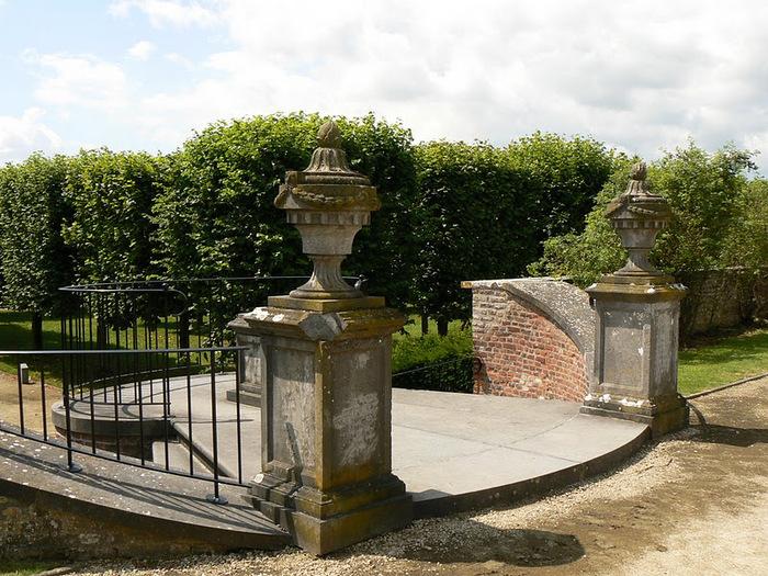 Сенефский дворец (Chateau de Seneffe) 81733
