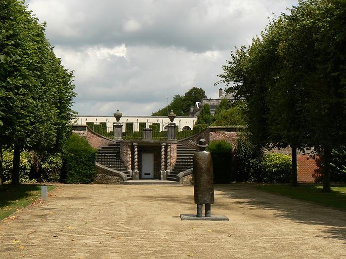 Сенефский дворец (Chateau de Seneffe) 49716