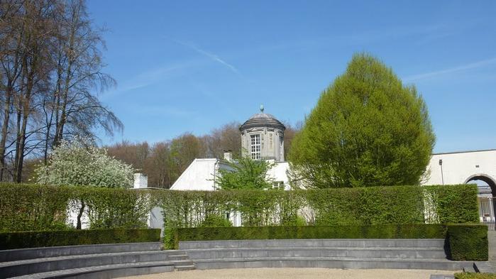 Сенефский дворец (Chateau de Seneffe) 52640