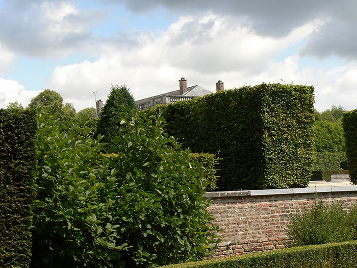 Сенефский дворец (Chateau de Seneffe) 87185