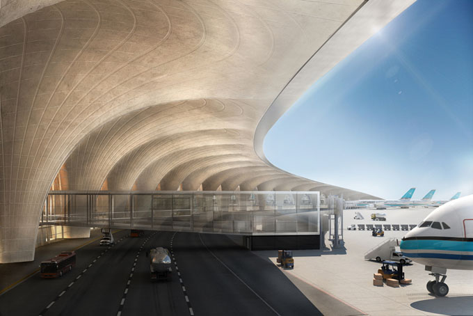Kuwait-International-Airport-by-Foster-and-Partners09 (680x454, 65Kb)