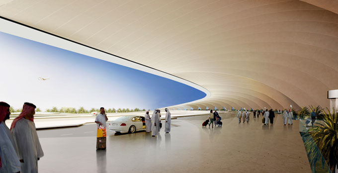 Kuwait-International-Airport-by-Foster-and-Partners11 (680x348, 49Kb)