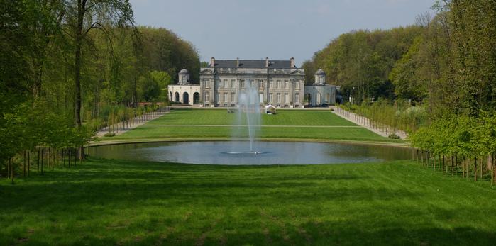 Сенефский дворец (Chateau de Seneffe) 58112