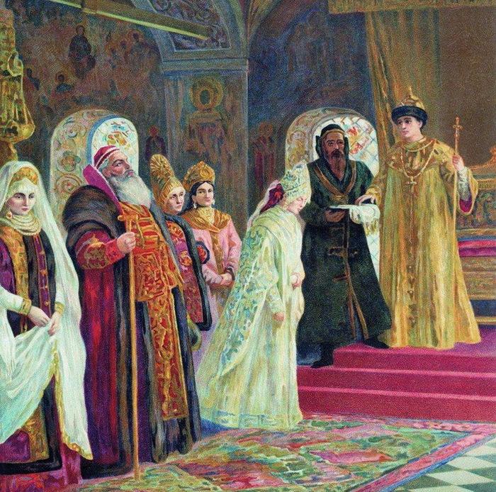 Alexis_I's_bride-show_by_Makovskiy_ (700x694, 278Kb)