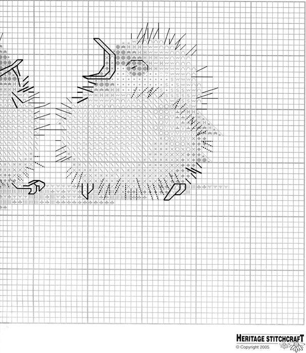 VPCL703 Chorus Line_chart08 (606x700, 106Kb)