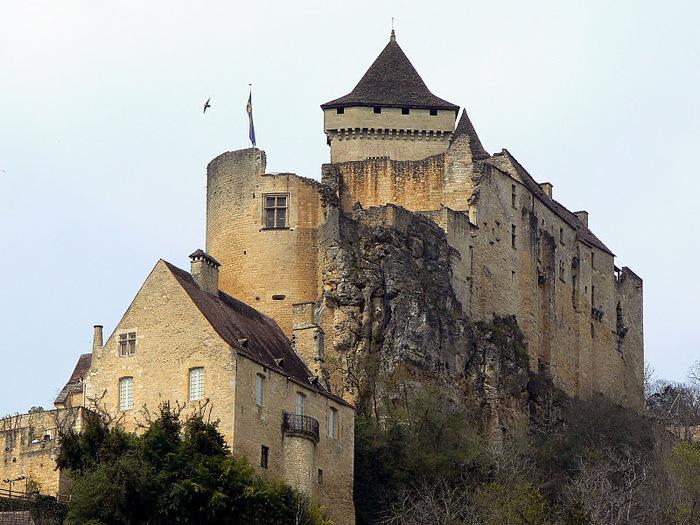 Замок Кастельно ( Chateau de Castelnaud ) 98583