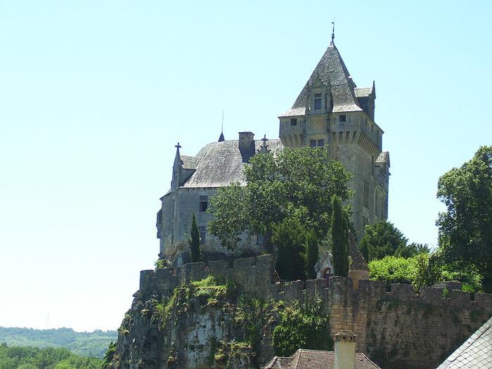 Замок Кастельно ( Chateau de Castelnaud ) 13500