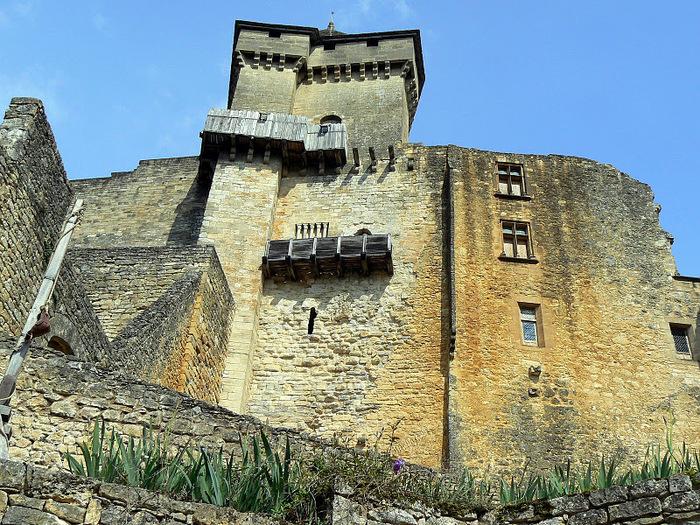 Замок Кастельно ( Chateau de Castelnaud ) 21817