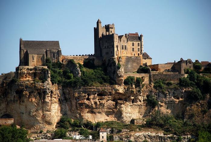 Замок Кастельно ( Chateau de Castelnaud ) 37539