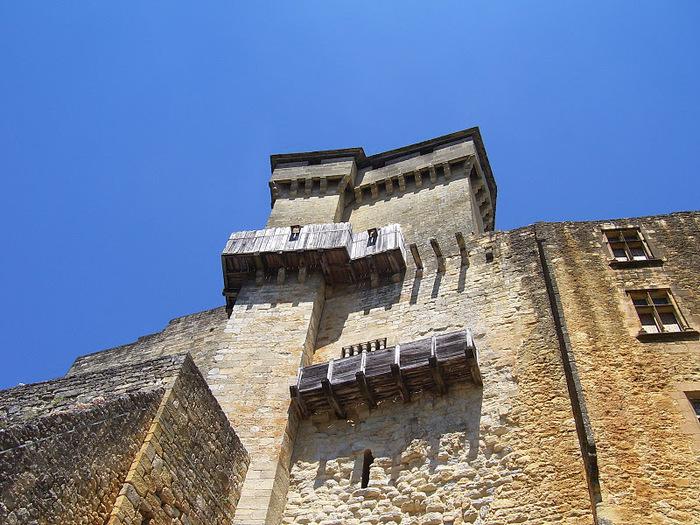 Замок Кастельно ( Chateau de Castelnaud ) 54210