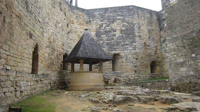 Замок Кастельно ( Chateau de Castelnaud ) 84385