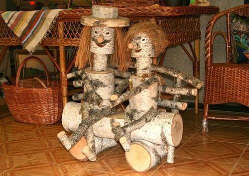 Изделия из березы своими руками - Foto-lis.ru