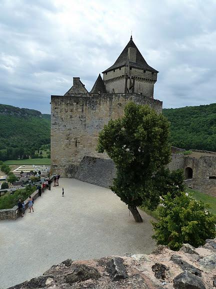 Замок Кастельно ( Chateau de Castelnaud ) 70671